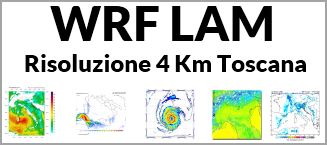 WRF Lam 4 Km Toscana