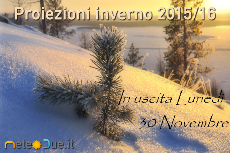 OUTLOOK INVERNO 2015-2016